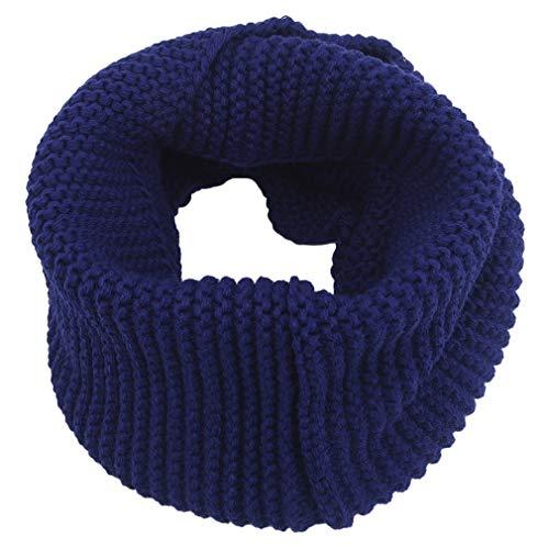 Kaned - Abrigo de Punto para Bufanda, pañuelo y Cuello, Resistente al...