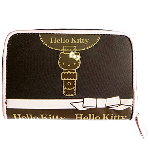Hello Kitty Portefeuille chocolat noeud by Camomilla