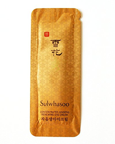 Sulwhasoo Concentrated Ginseng Renewing Eye Cream 32ml = 1ml x 32pcs by Sulwhasoo
