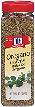McCormick Mediterranean Style Oregano Leaves 5 Oz