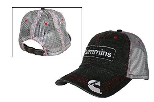 Price comparison product image Cummins Diesel Denim Mesh Cap Hat trucker