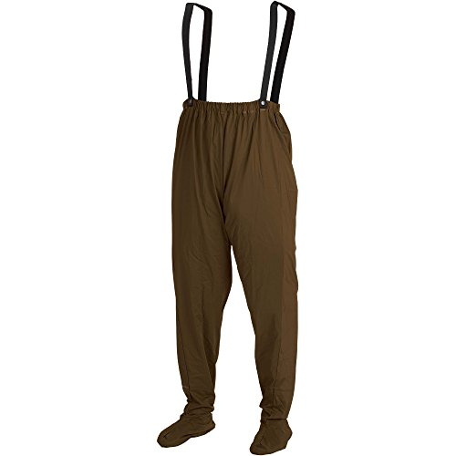 Hodgman GMWDE CSXL/2X Gamewade PVC Packable Chest Waders, X-Large/XX-Large, Brown