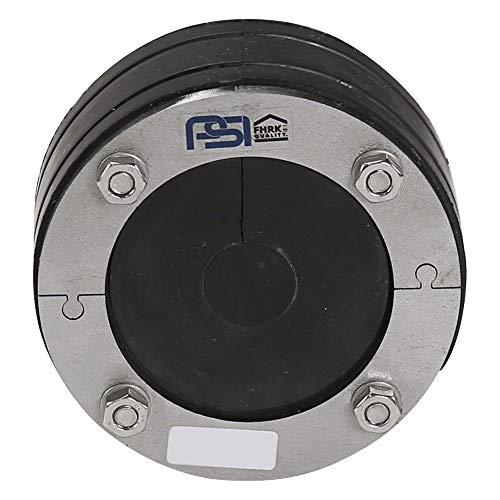 PSI Ringraumdichtung DN100 mm Varia Kabel/Rohr 20/25/32/40/50/63 mm Mauerdurchführung Zwiebelringtechnik; geteilt