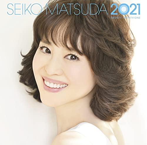 【Amazon.co.jp限定】続・40周年記念アルバム 「SEIKO MATSUDA 2021」(初回数量限定盤)(SHM-CD)(DVD付)(特典:メガジャケ(初回限定盤ver.))
