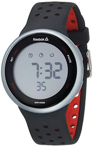 Reloj Digital Reebok para Hombre RDELEG9PSIBWR Negro