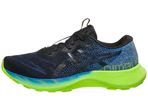 ASICS Men's Gel-Nimbus Lite 2 Running Shoes, 7.5M, Reborn Blue/Black