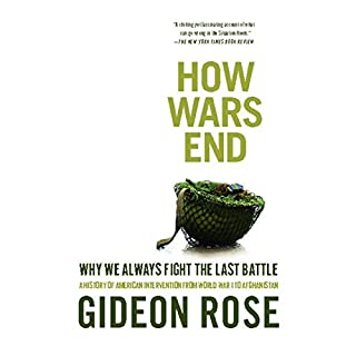 How Wars End cover art