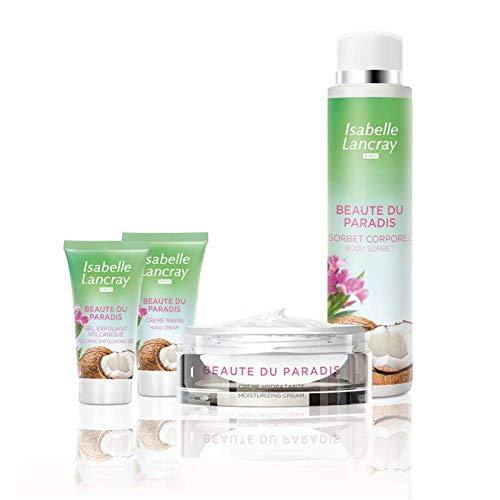 Isabelle Lancray Kosmetik Pflege-Set inkl. 100 EUR Reisegutschein I Wellness Geschenkset