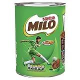 Milo Polvo de chocolate de malta instantánea, 400 g (paquete de 6)