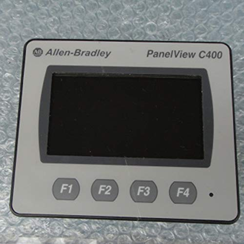 ALLEN BRADLEY 2711C-T4T FUNCTION KEYS, 4.3IN TOUCH SCREEN, 24V DC POWER, DISCONTINUED SINCE 06/30/2016, DISCONTINUED BY MANUFACTURER, PANELVIEW C400 COLOR TRANSMISSIVE TFT ACTIVE MATRIX LCD 4.3-INCH T Active Matrix Lcd Color Display