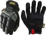 Mechanix Wear MPC-58-011 : M-Pact Open Cuff Work Gloves (X-Large, Black),Black / Gray