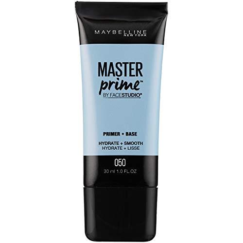 Maybelline Master Prime Primer Base, 1 Fl Oz (1 Count)
