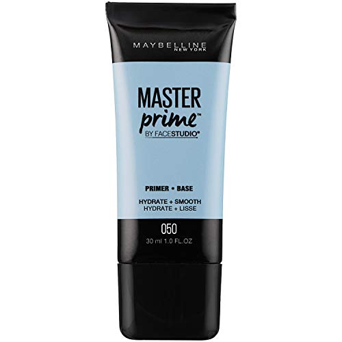 Maybelline Master Prime Primer Base, 1 Fl Oz (1 Count)
