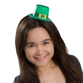 Greenbrier Giorno mini partito di plastica berrettopelli di san patrizio - 5 count