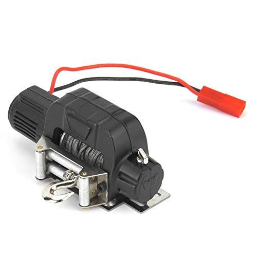 Emoshayoga Cabrestante eléctrico Cabrestante RC Completo Cabrestante Exquisito para 1:10 Simulación RC Car