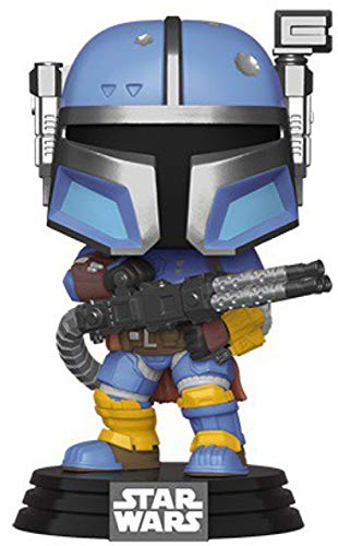 Funko POP! Star Wars: Mandalorian - Heavy Infantry Mandalorian