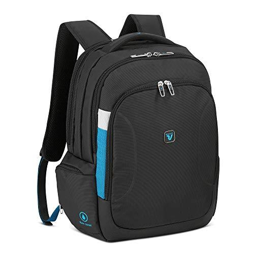 Roncato Rucksack Mit Laptopfach 15.6' Weich City Break - cm. 25 x 47 x 20 Fassungsvermögen 25 L Erweiterbar Leicht Organisierter Innenraum TSA-Schloss 2 Jahre Garantie