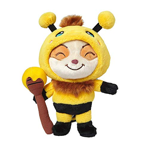 Riot Games Unisex League of Legends Official Plush, Beemo, One Size