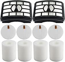 2 + 4 Pack Vacuum Filters Replacement for Shark Rotator Pro Lift-Away XFF500, XHF500, NV500, NV501, NV502, NV503, NV505, NV510, NV520,NV552,UV560