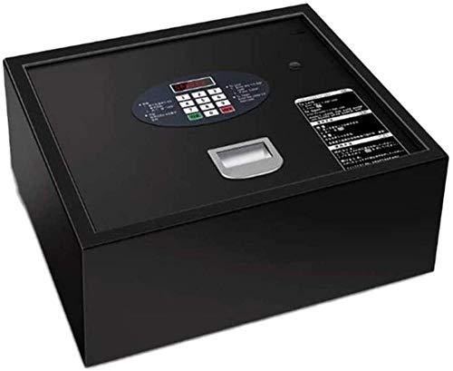 Safe Lock Box voor Sieraden Geld Waardevolle Slimme Klemschaal Kluis Kleine Huishoudelijke Opbergdozen (Maat: 41 * 35 * 15cm)