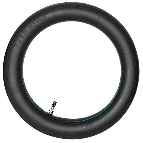 1-Pack Dirt Bike Tire Tube 2.50/2.75-10 Valve Stem Straight Heavy Duty 2.50-10 2.75-10 Tube Compatible with Razor MX500 MX650, Yamaha PW50, Suzuki JR50 DRZ 70, KTM 50, Motovox MVX70 Tire Tube