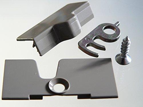 Kit de réparation pour verrou de porte réfrigérateur Dometic/Electrolux pour réfrigérateur de caravane et camping-car (7607)