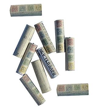 Geo de Livraison x 10x Bandelette de avec Stylo métal Les caches de Geocaching, Multicolore, M