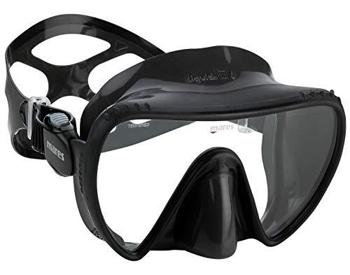Mares Mask Essence Liquidskin Taucherbrille, Grau, BX