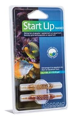 Prodibio Startup Nano Set de 2 Ampoules pour Aquariophilie 0 à 60 l