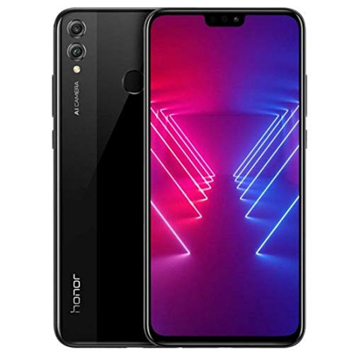 Honor View 10 Lite Smartphone da 128 Gb, Marchio Tim, Nero