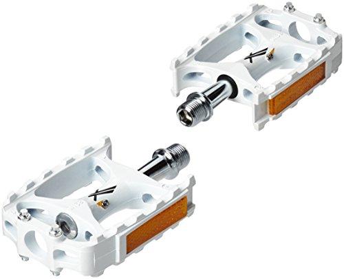 XLC MTB-Pedal Ultralight III PD-M13, Weiß, One Size