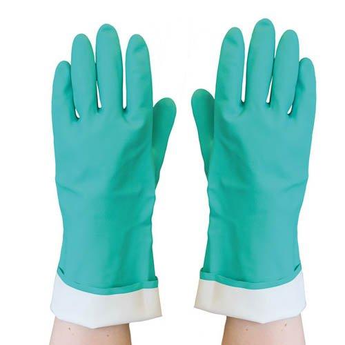 Nitril Schutzhandschuhe DIN EN 374-3, Gr. 7, S