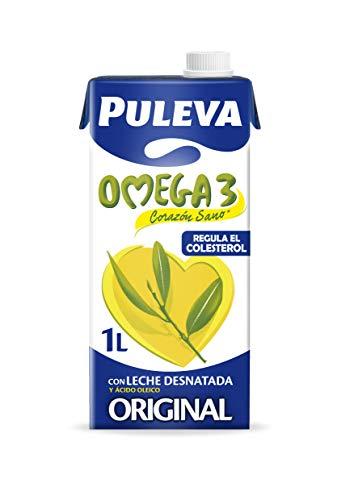 Puleva - Leche Omega 3, 1 L