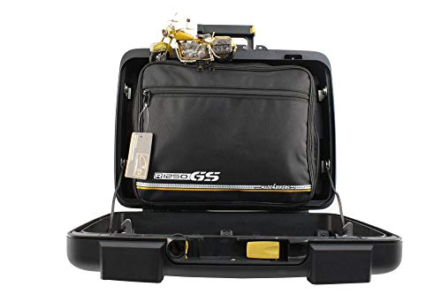 made4bikers Promotion-Bag: Koffer Innentaschen passend für BMW R1250GS R1250 GS ab Bj. 2018