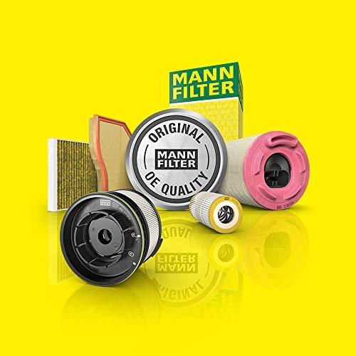 Originale MANN-FILTER Filtro Olio HU 721/4 X – Set Filtro Olio con guarnizione / Set di guarnizioni – Per Auto