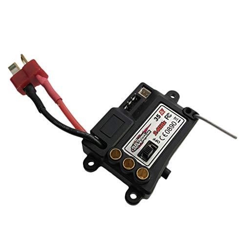 SM SunniMix Controlador Electrónico Sin Escobillas con Interruptor para XLH