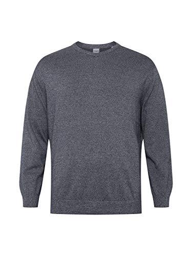 Jack & Jones JJEBASIC Knit V-Neck PS Sweater, Blazer Bleu Marine, EU2XL US1L Homme