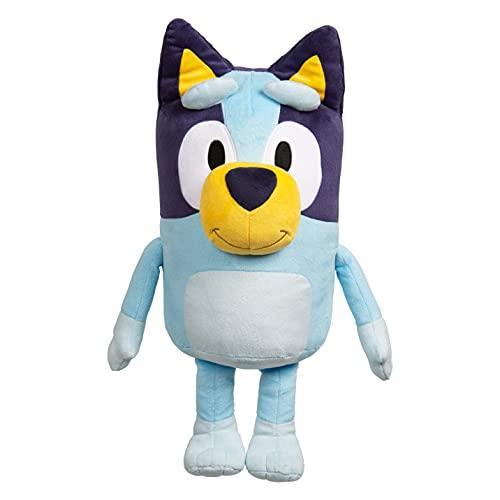 "Bluey 18"" Stuffed Animal - Playtime & Naptime Companion | Jumbo Size, Soft Deluxe Materials - Huggable Cuddles Best Friend"