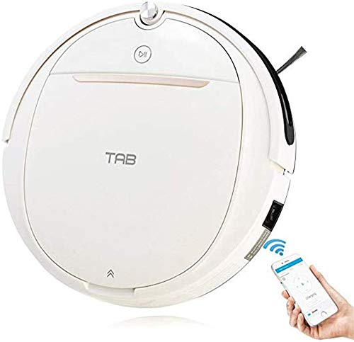 Best Review Of Robot Vacuum Cleaner,Automatic Self-Charging Robotic Vacuum,Wi-Fi Connectivity,Good f...