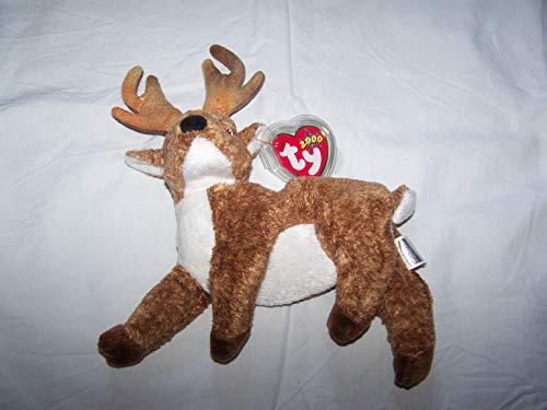 Ty Beanie Babies - Roxie (Black Nose) the Reindeer