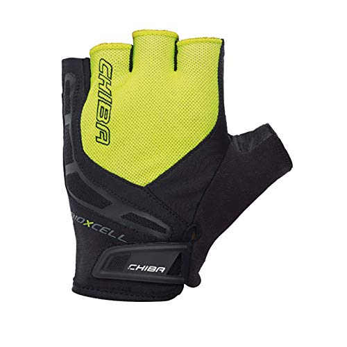 Chiba BioXCell Fahrrad Handschuhe lang gelb 2017: Größe: M (8)