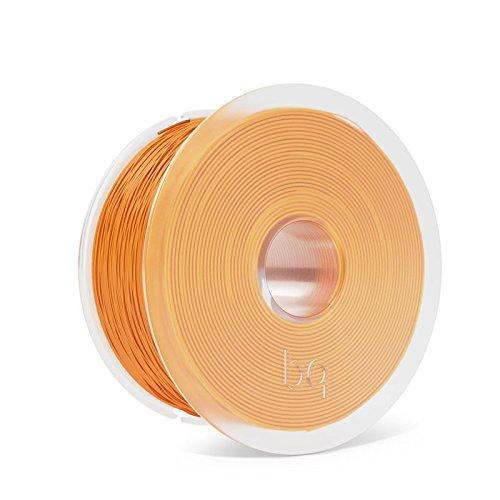 BQ F000153 Filamento PLA Easy Go, 1.75mm, 1 kg, Arancione