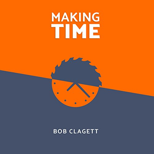 Making Time audiobook cover art