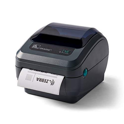 Our #1 Pick is the Zebra GK420d Direct Thermal Desktop Printer
