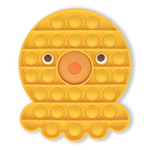 Push Pop Bubble Sensory Fidget Toy Stress Relief Special Needs Silent Classroom for Kids Adults Relief Finger Toys Autismo Necesidades Especiales Aliviador del Antiestrés del Juguetes para Niños