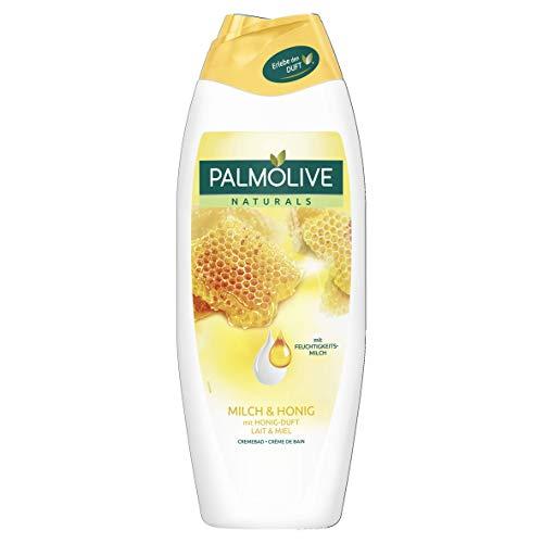 Palmolive aromasensations. Natuurlijke melk en honing.