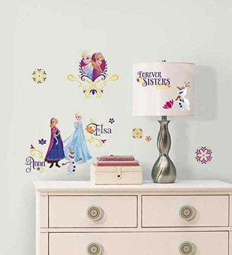 Stickers Repositionnables, Brilliants la Reine Des Neiges, Disney