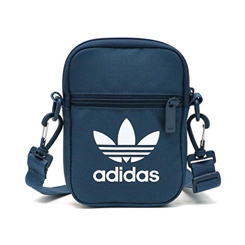 adidas Fest Bag Tref FL9663; Unisex Sachet; FL9663; Blue; One Size EU (UK)