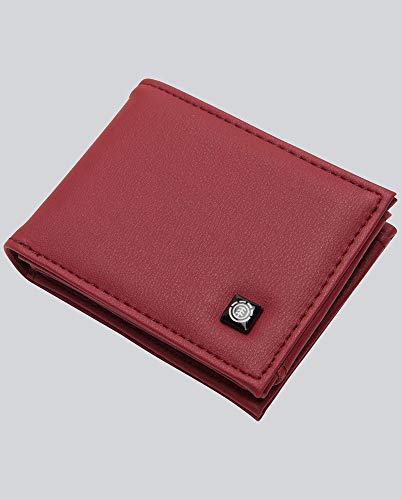 Cartera ELEMENT SEGUR Wallet Napa Red