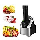 Fruit Soft SERVER FROZEN POSTER HELORADO ELÉCTRICO, máquina de yogurt de yogurt electrónico sorbete, para el uso de la fruta congelada.